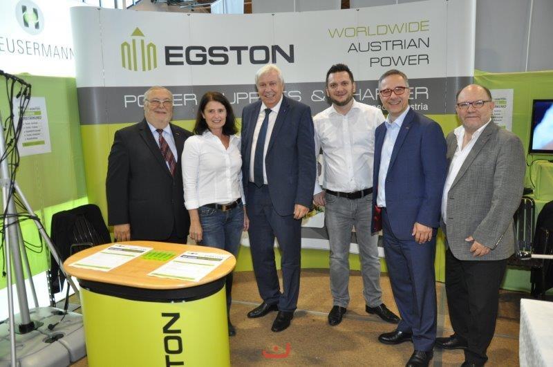 EGSTON at the Waldviertler Job Fair in Waidhofen/Thaya